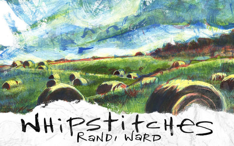 Whipstitches by Randi Ward