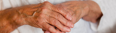"""<p><i><span style=""""font-weight: 400;"""">Using CBD oil can help treat your arthritis.</span></i></p> <p></p>"""