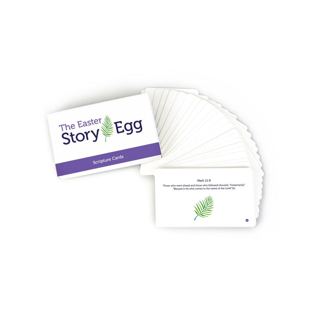Story Egg® Scripture Cards