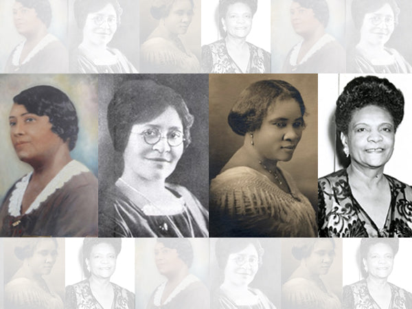 THE PIONEERS OF THE AFRICAN AMERICAN BEAUTY INDUSTRIES