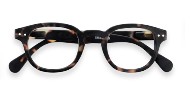 Reading Glasses #E Tortoise Soft 3