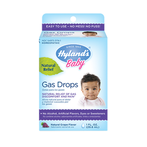 Hyland's Baby Gas Drops