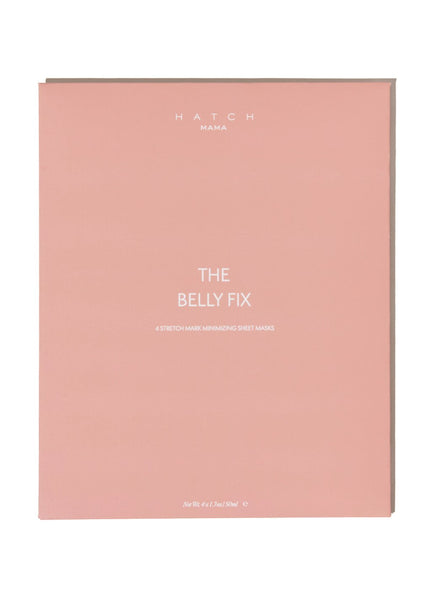 Belly Mask Stretch Mark Minimizing Sheet Mask