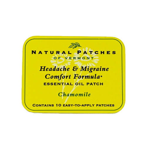Essential Oil Patch - Headache & Migraine Formula