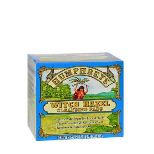Humphreys Witch Hazel Cleansing Pad
