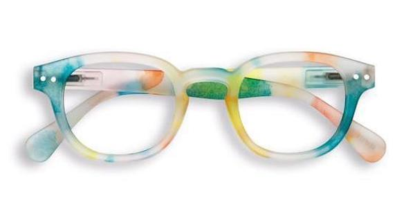 Reading Glasses #C Flash Lights 2