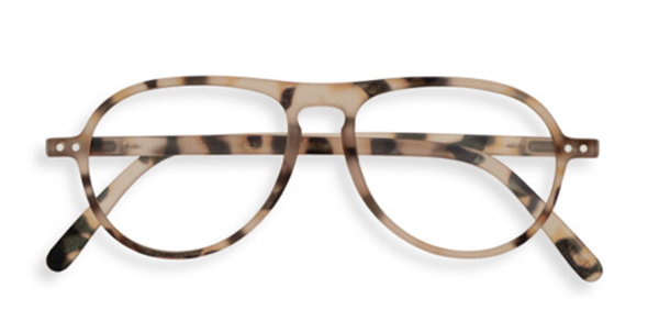 Reading Glasses K Light Tortoise 1