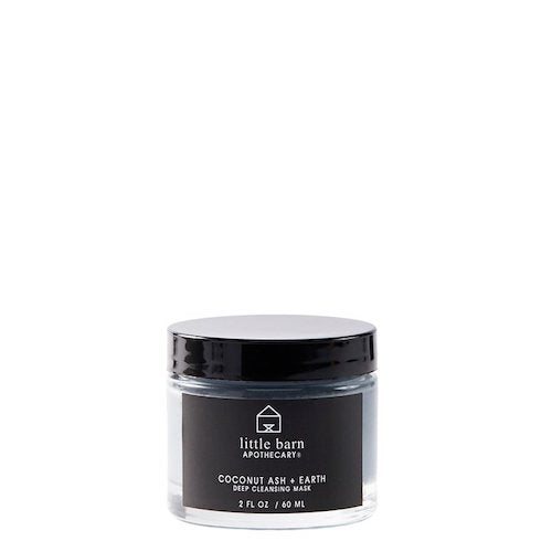 Coconut Ash+ Earth Deep Cleansing Mask