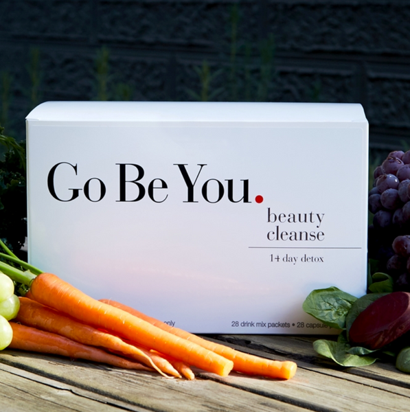 GoBeYou. Beauty Cleanse 14 Day Detox Kit