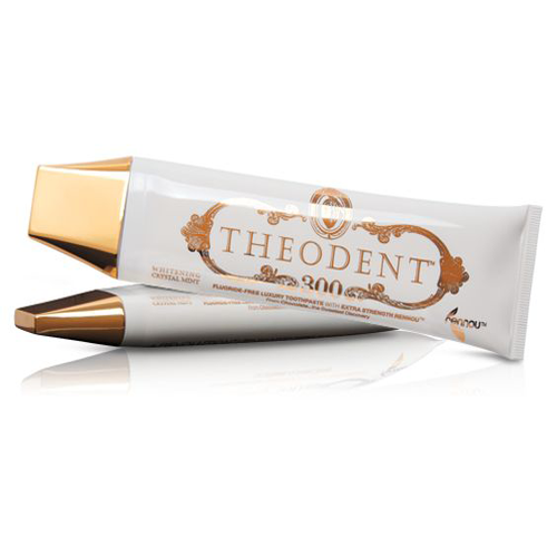 Theodent 300 Whitening Crystal Mint