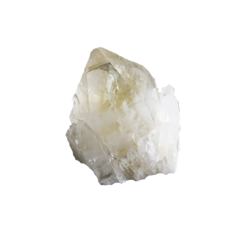 #10 Peru Quartz Points with Citrine