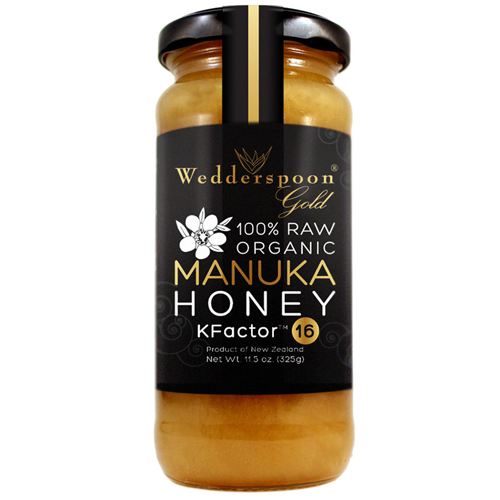 Raw Manuka Honey K Factor 16