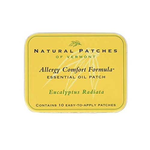 Essential Oil Patch-Allergy