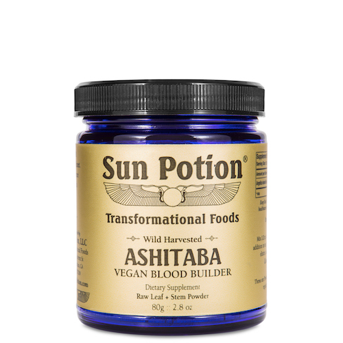 Ashitaba (Vegan Blood Tonic)