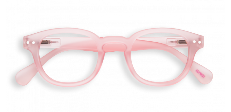 Reading Glasses #C Pink Halo 1