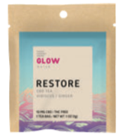 Restore CBD Tea - Single