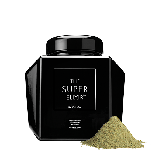 Super Elixir Alkalising Greens Caddy