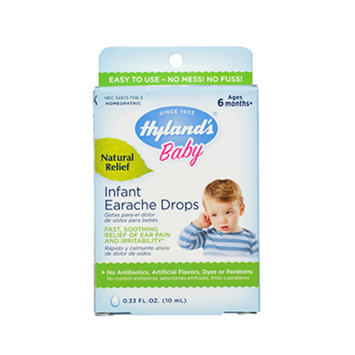 Hyland's Infant Earache Drops