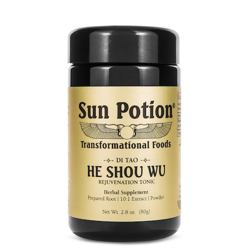 He Shou Wu (Wildcrafted)