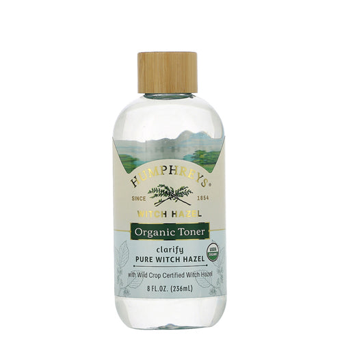 Humphreys Organic Witch Hazel 8oz