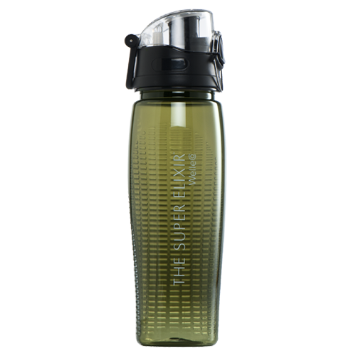 The Super Elixir Hydrator Bottle