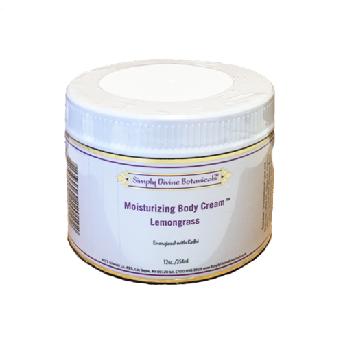 Lemon Grass Moisturizing Body Cream