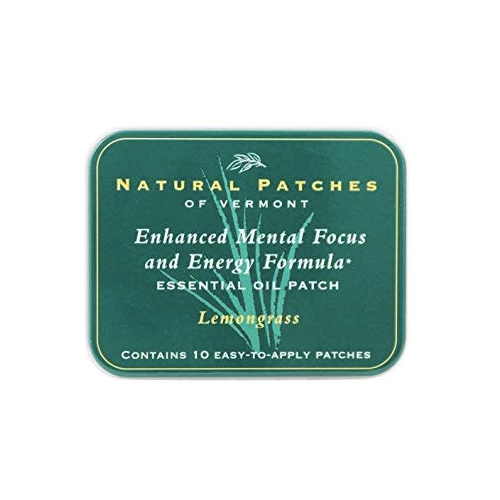 Essential Oil Patch-Mental Focus & Energy