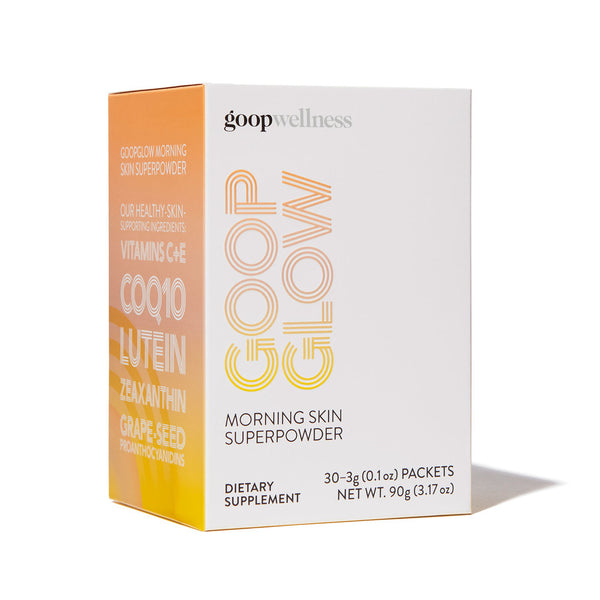 GOOPGLOW Morning Skin Powder