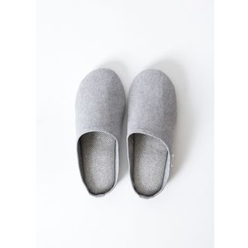 Sasawashi Room Shoes Grey