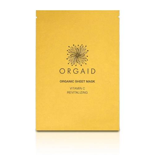 Vitamin C Organic Sheet Mask - Single