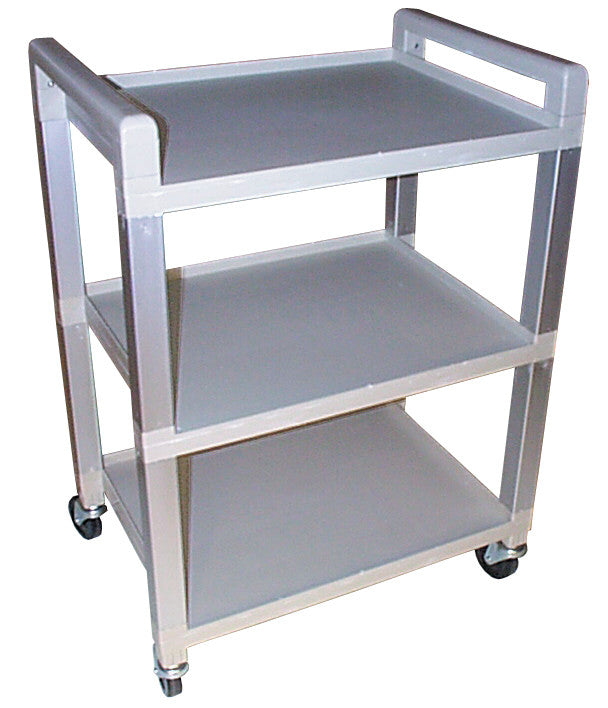 Ideal Cart, 3 Shelf Poly
