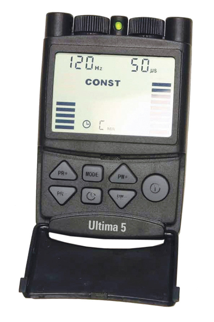 Ultima Digital TENS Unit 5 Mode with 2 Wave Forms