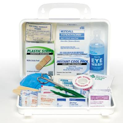 MCK First Aid Kit 133 pieces