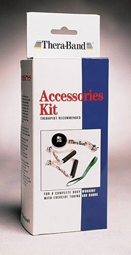 TheraBand Accessories Kit, Retail Display Box