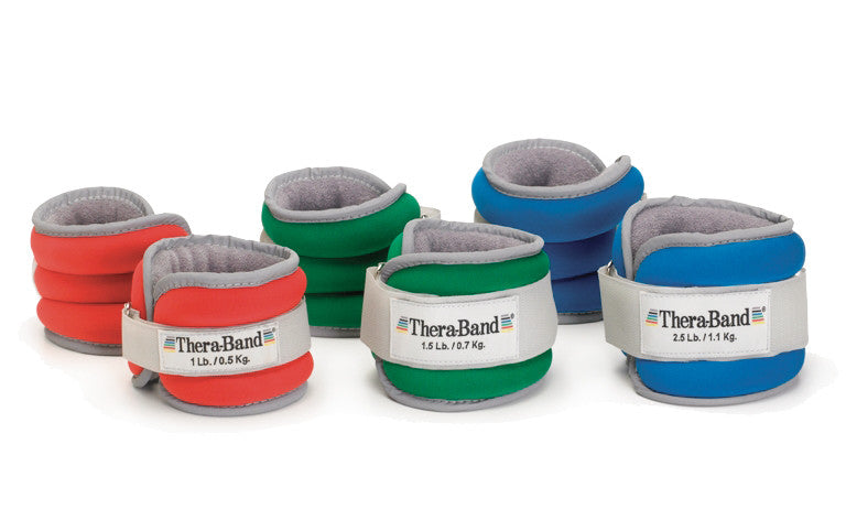 TheraBand Ankle and Wrist Weight-Blue