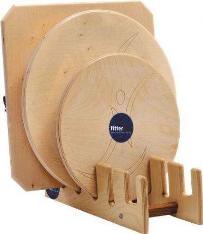 Fitter, Wobble Board Kit w/Stand