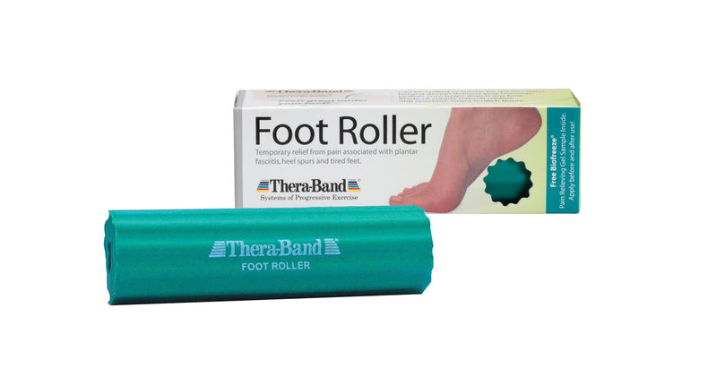 TheraBand Foot Roller, Green