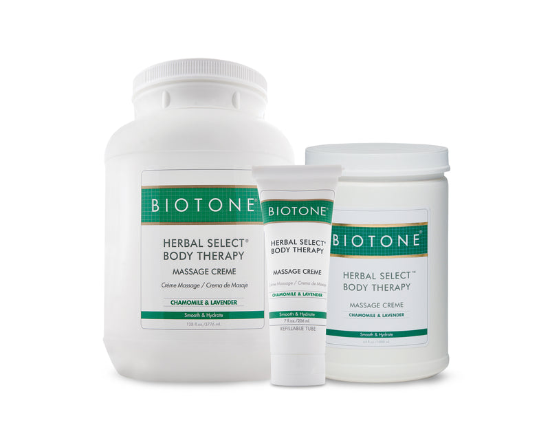 Biotone Herbal Select Body Therapy Creme