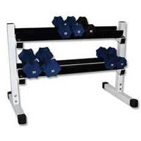 Ideal Dumbbell Rack, Floor, Heavy Duty,Hold 20 lrg dumbbell