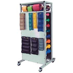 Ideal Rack, Double Sided, Combo Weight Rack