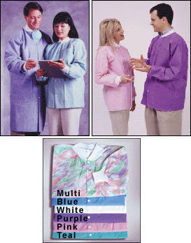 Maytex Lab Jacket, Blue