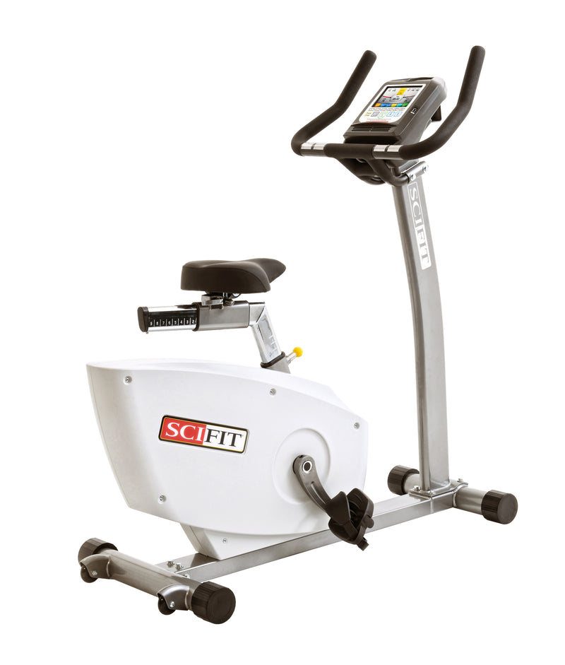 SciFit ISO1000 Upright Bike, Forward Upright Bike