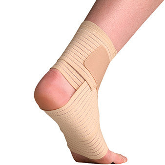 Thermoskin Ankle Wrap; Small/Medium, Elastic