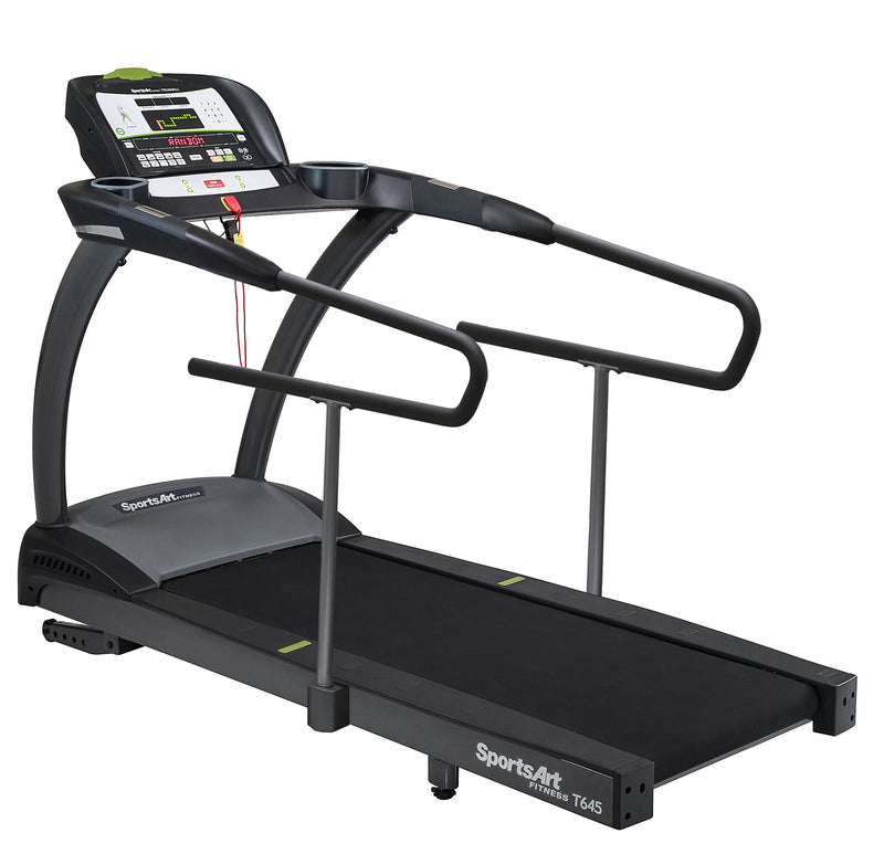 Sportsart T655 Treadmill w/no rails