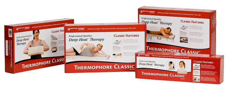 "BattleCreek Thermophore Digital Moist Heat Packs-14""x27"" Standard"