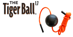 Tiger Tail Ball 2.6 Massager