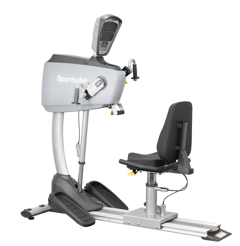 SportsArt Upper Body Ergometer, Frame Only