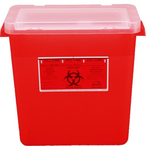 MCK Sharps Container