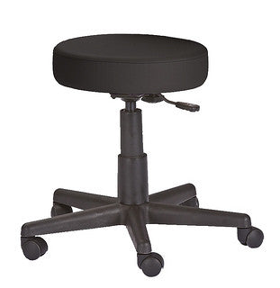EarthLite Stool, Pneumatic - Black