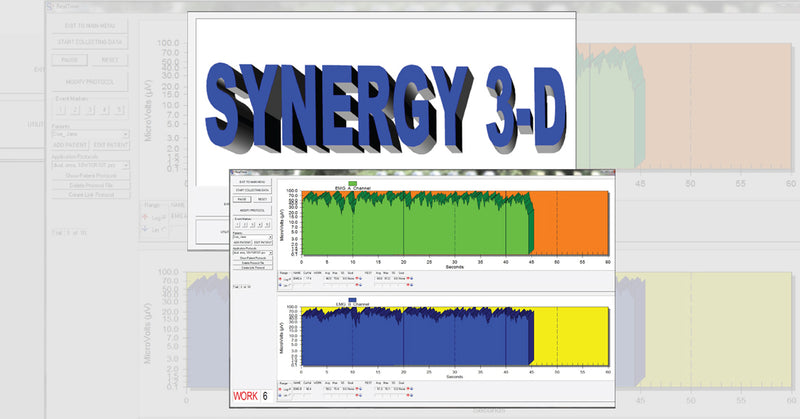 PROM Pathway EMG Synergy 3D Software
